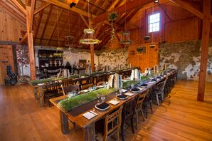 Sweetwater Farm Wedding Reception