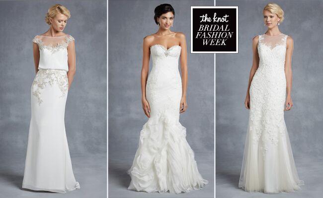 Enzoani Blue Wedding Dresses Fall 2015