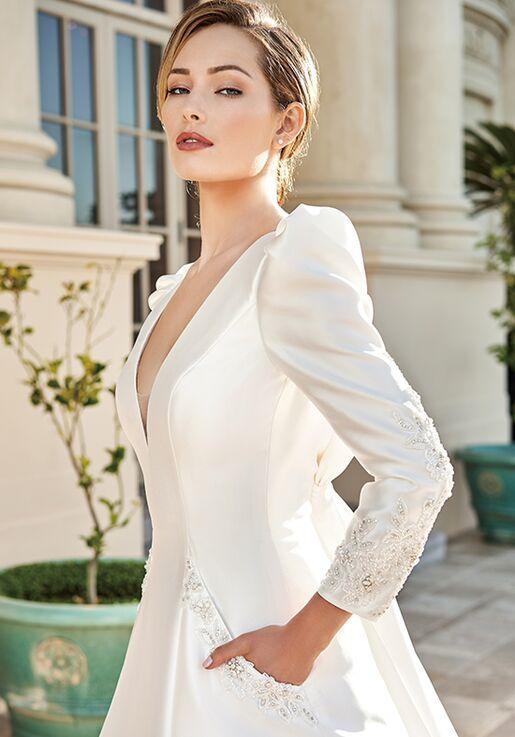 Jasmine Couture T222003 A-Line Wedding Dress