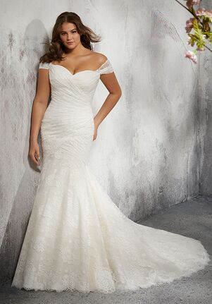 Morilee by Madeline Gardner/Julietta 3247 / Lucia Mermaid Wedding Dress