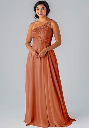 Kennedy Blue Sutton One Shoulder Bridesmaid Dress