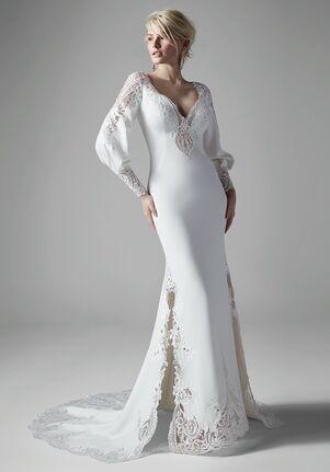 Sottero and Midgley ARMANTE Sheath Wedding Dress