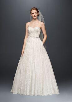 David's Bridal David's Bridal Collection Style WG3829 Ball Gown Wedding Dress
