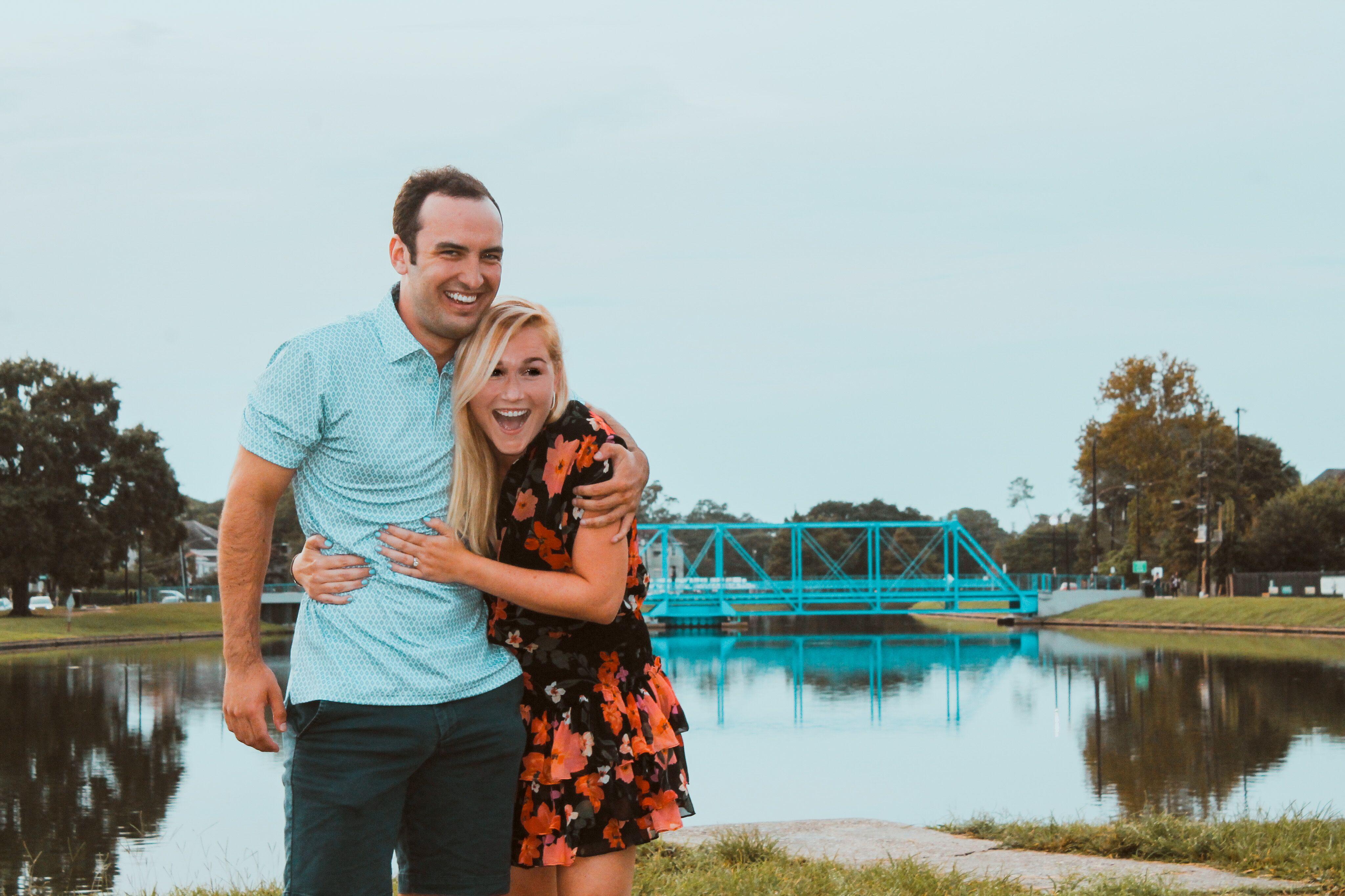 Image 1 of Emma and Nick