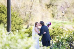 Lisa and Michael's First Look at Fort Tryon Park