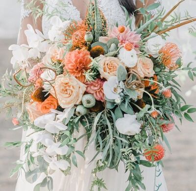 The Wedding Designer*Susan Foy * Artisan Wedding Floral