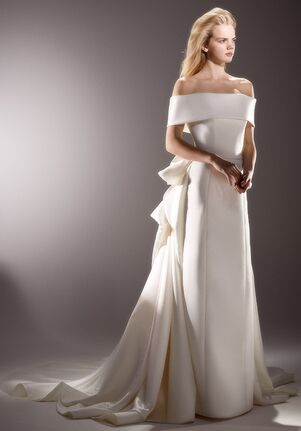 Viktor&Rolf Mariage BACK DRAPE GOWN A-Line Wedding Dress