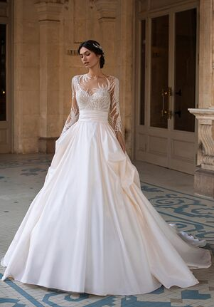 PRONOVIAS PRIVÉE BLONDELL Ball Gown Wedding Dress