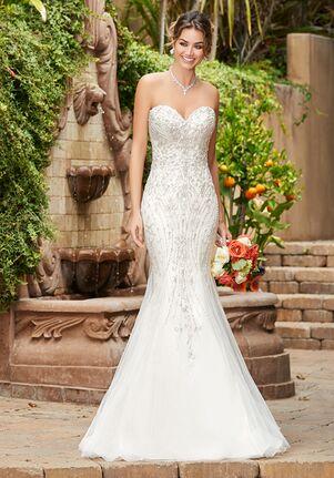 KITTYCHEN PIXIE, H1746 Sheath Wedding Dress