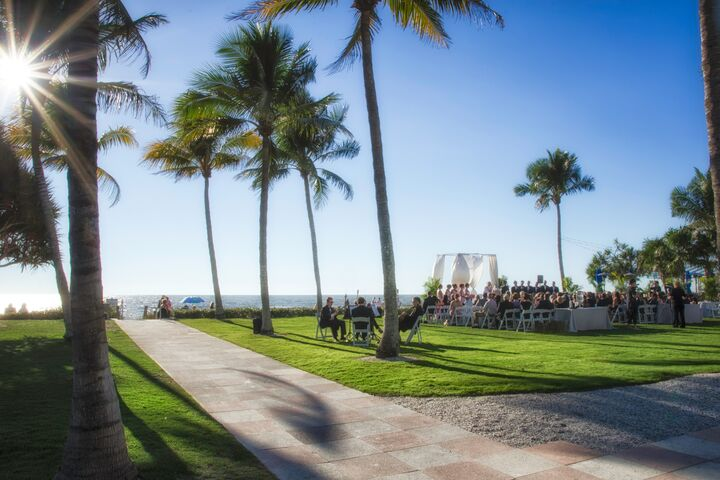 The Naples Beach Hotel Amp Golf Club Reception Venues