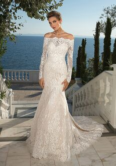 Justin Alexander 88087 Mermaid Wedding Dress