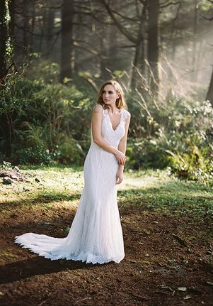 Wilderly Bride Jalyn Sheath Wedding Dress