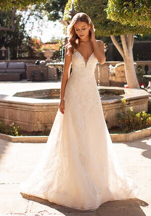 Simply Val Stefani ROYA A-Line Wedding Dress