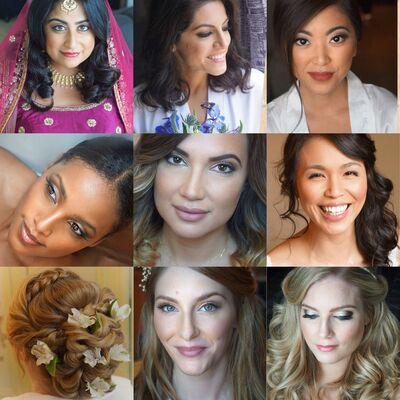 JoAnn Solomon Luxury Bridal Beauty Agency