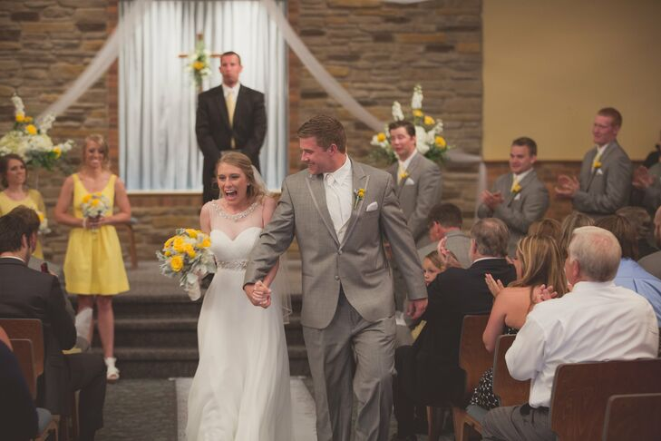 Newlyweds Church Recessional