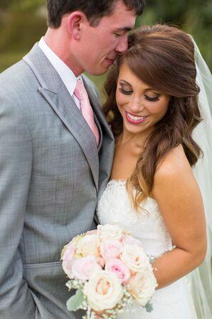 Amanda and Chad's Timeless Resort Wedding