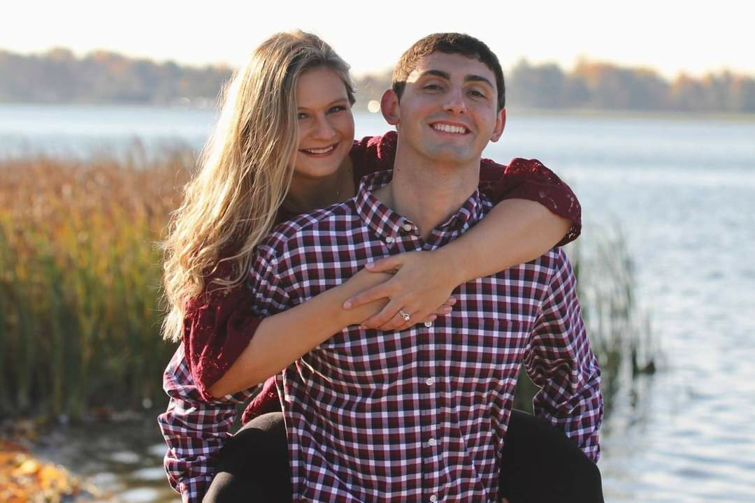 Image 1 of Emily and Bradley