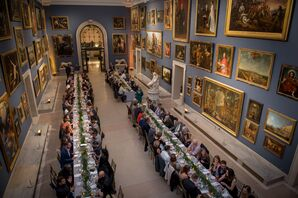 Sit-Down Dinner at the Wadsworth Atheneum Museum of Art in Hartford, Connecticut