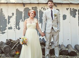 The Bride Ashley Roof, 23, a hairstylist at Headgames Salon in San Clemente and a student The Groom Justin Phillips, 27, works in finance The Date May