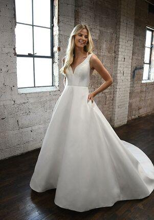 Martina Liana 1275 A-Line Wedding Dress