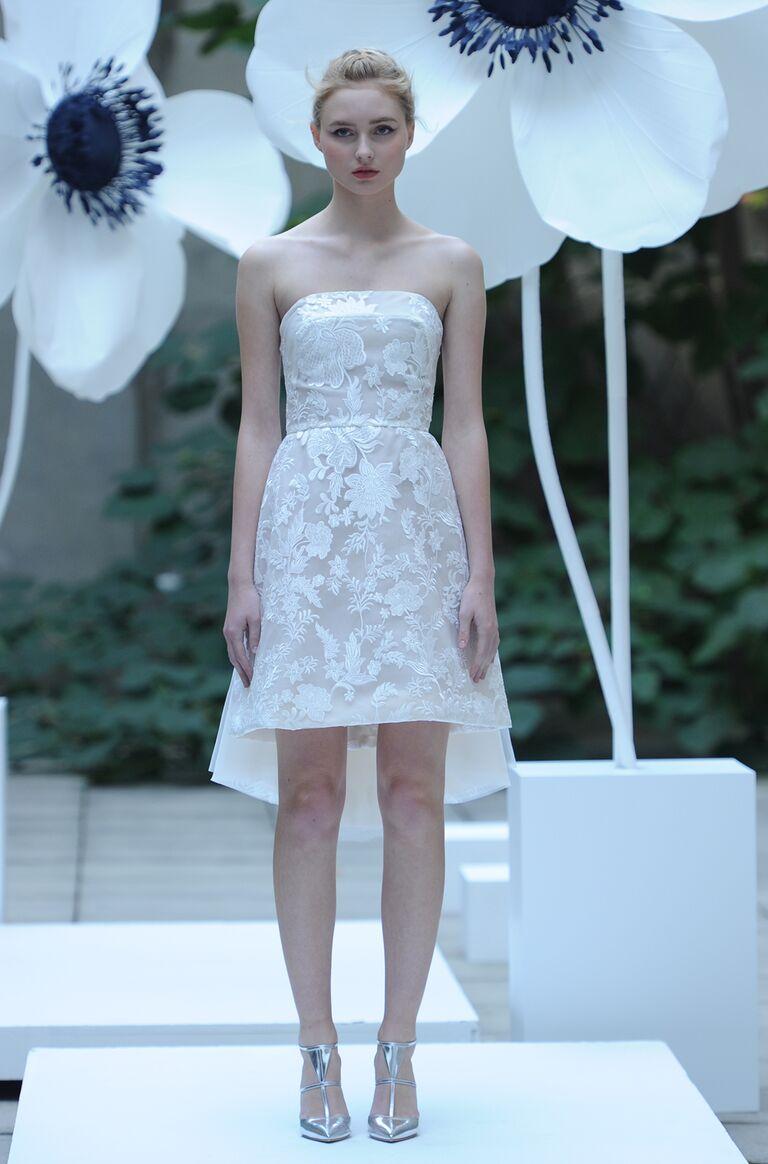 Lela Rose Fall 2016 Collection Wedding Dress Photos - Lela Rose Wedding Dresses