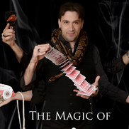 Coram, NY Magician | Magic of Alexo: Long Island Party Magician