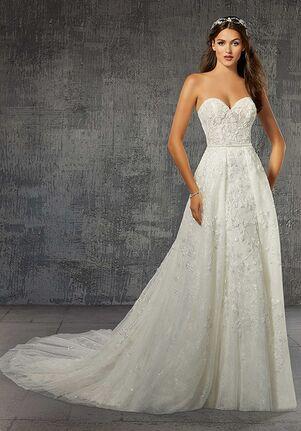 Madeline Gardner Signature Serenity 1022 A-Line Wedding Dress