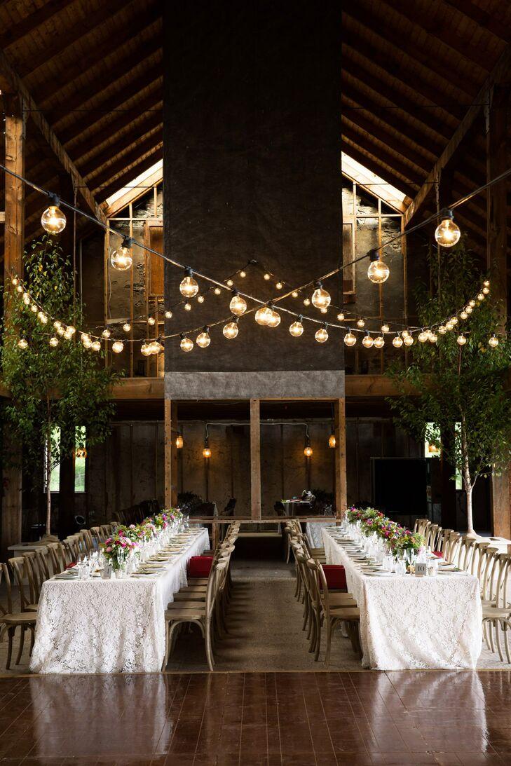 Grasmere Farm Indoor Reception