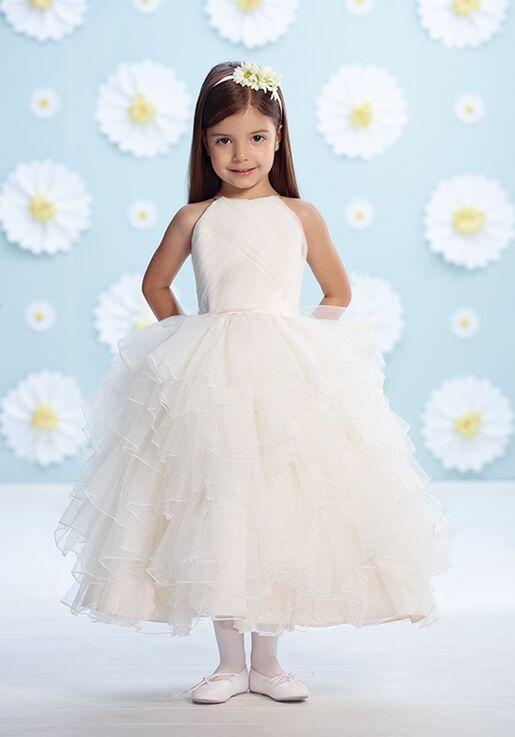 5a5796e77b5 Joan Calabrese by Mon Cheri 116366 Flower Girl Dress - The Knot