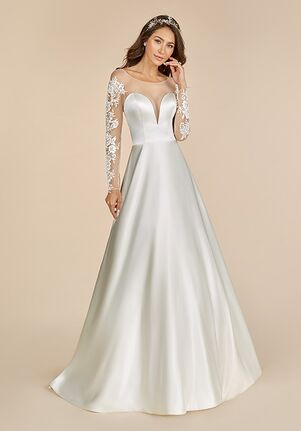 Moonlight Tango T887 A-Line Wedding Dress