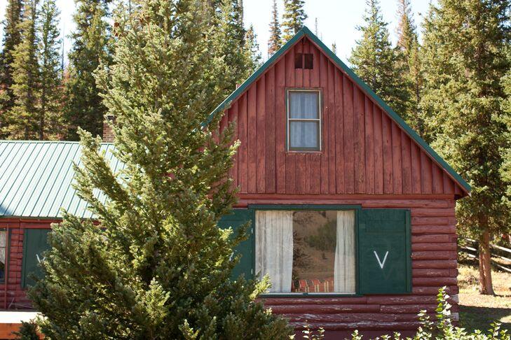 Bridger-Teton National Forest Wedding Venue