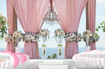 The Finishing Touch Wedding Design