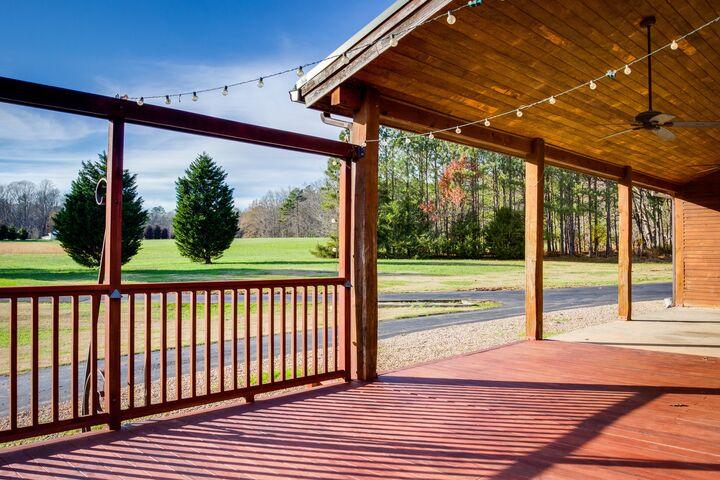 The Barn at Valhalla - Chapel Hill, NC
