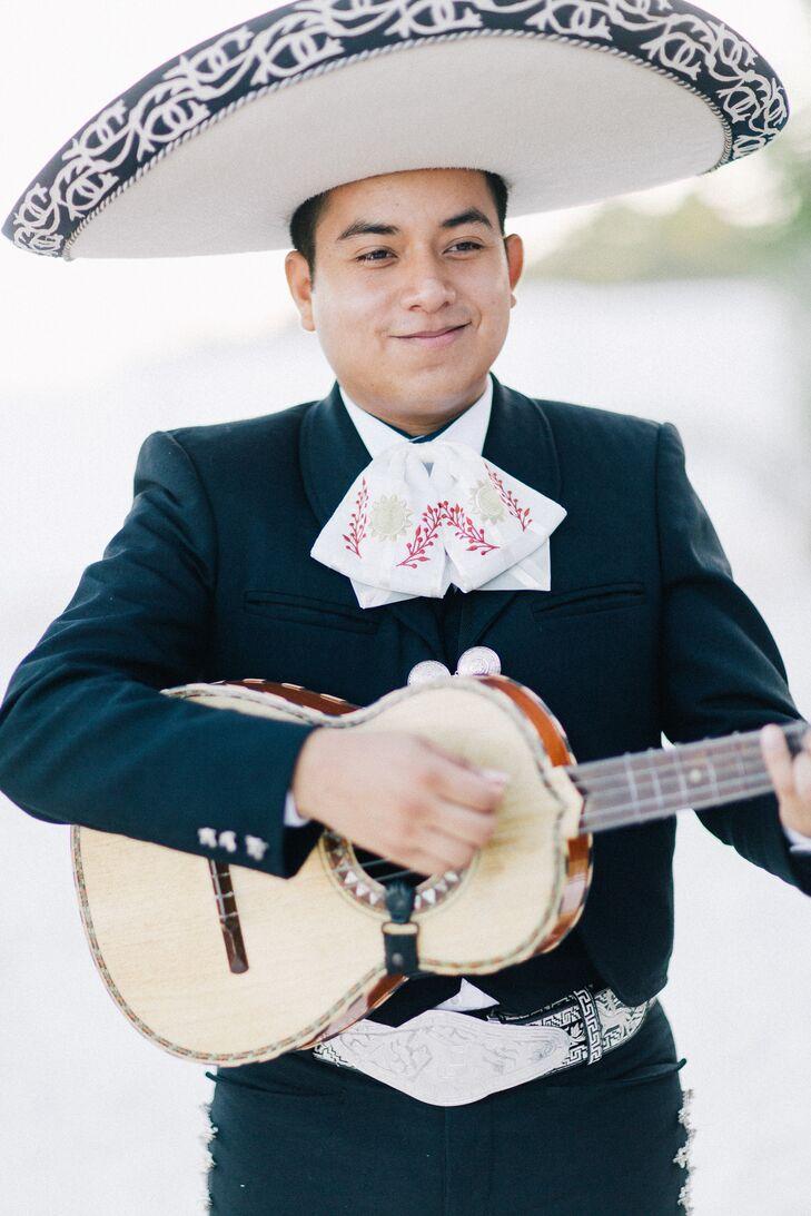 Mexico Destination Wedding Mariachi Band