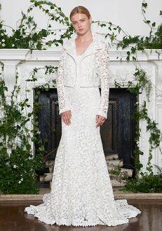 Monique Lhuillier Sawyer Mermaid Wedding Dress