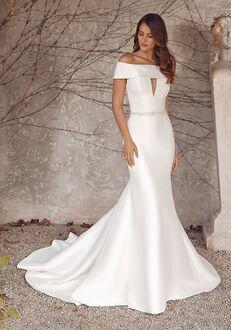 Justin Alexander Agatha Mermaid Wedding Dress
