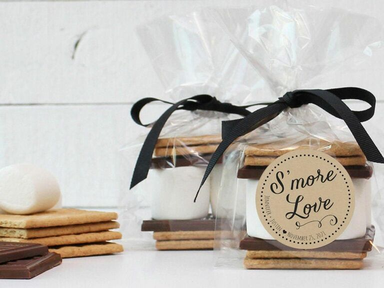 s'mores packaging kit