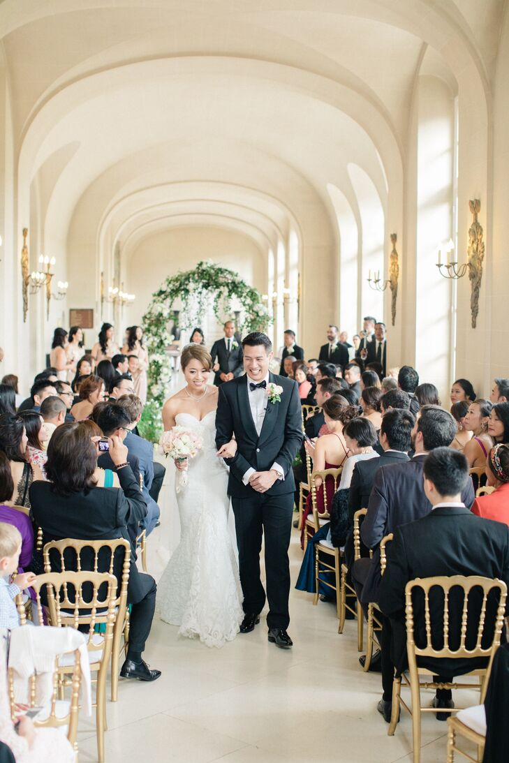 Chateau Ceremony Recessional