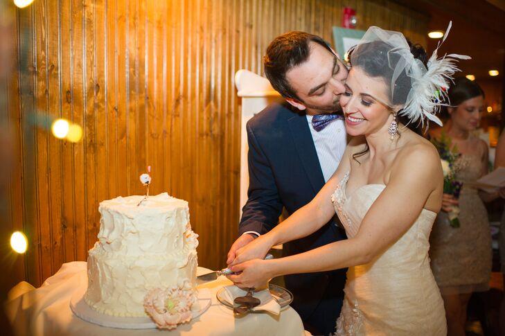 Rachel and Tom's Cake Cutting