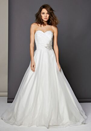 Michelle Roth for Kleinfeld Opal Wedding Dress