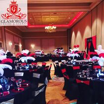 Glamorous Chairs and Events