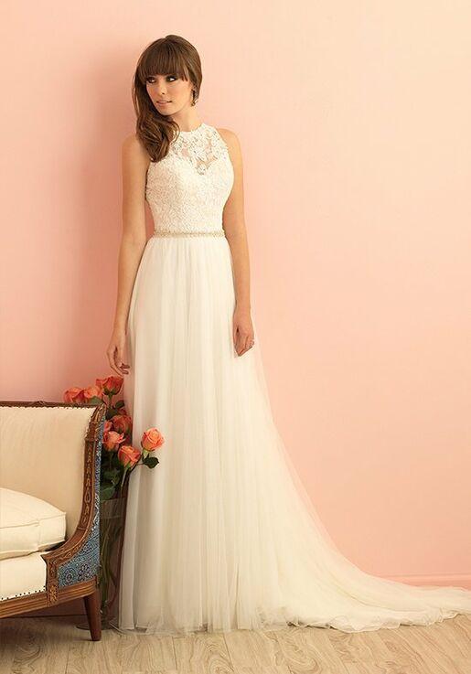 Allure Romance 2863 A-Line Wedding Dress