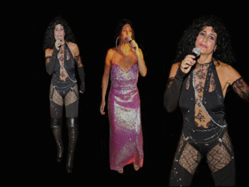 Dini Gelb {cher Impersonator} - Cher Impersonator - Boston, MA