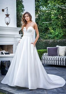 Jasmine Bridal F221056 A-Line Wedding Dress