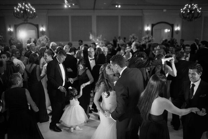 Megan and Josh's Dancing Reception