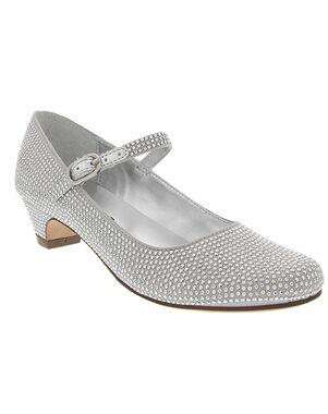 Nina Bridal Zelia Silver Shoe
