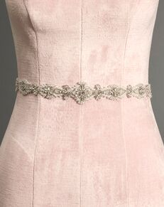 To Have & To Borrow Marlow Ivory, Silver Sashes + Belt