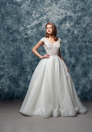 Enaura Bridal Couture EF817- Abiliene A-Line Wedding Dress