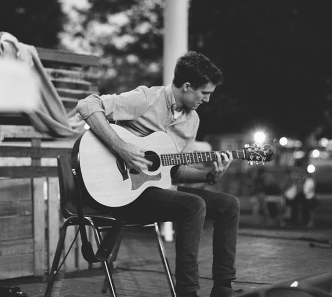 Jonathan Sears Music - Acoustic Guitarist - Vancouver, WA