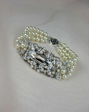 Everything Angelic Marcelle Bracelet - b194 Wedding Bracelet photo